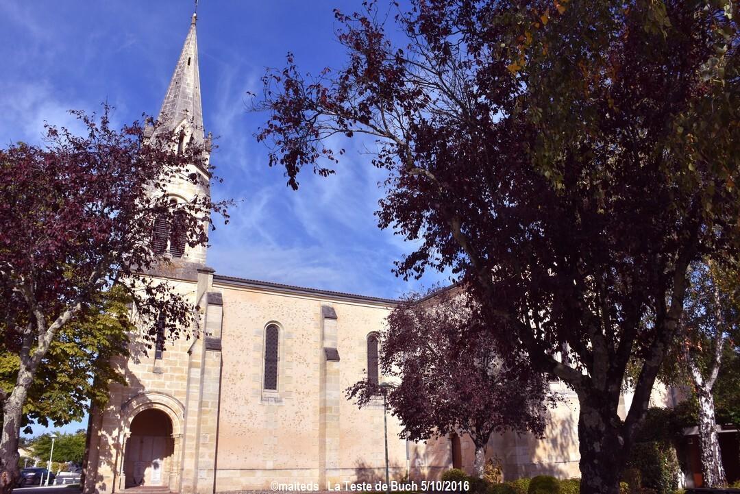 Eglise Saint-Vincent - La Teste de Buch - Gironde (4 et fin)