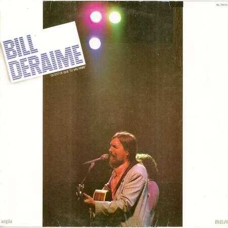 Frenchy But Chic # 139: Bill Deraime - Qu'est-ce que tu vas faire? (1981)