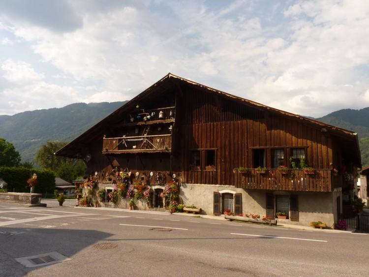 Maison de Morillon