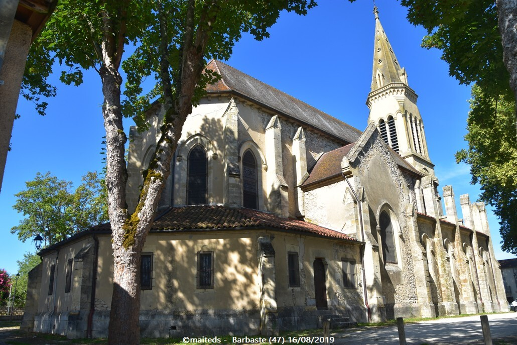 Eglise de Barbaste (47)