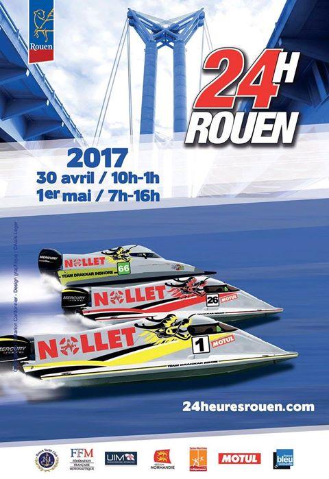 Les 24h motonautiques 2017