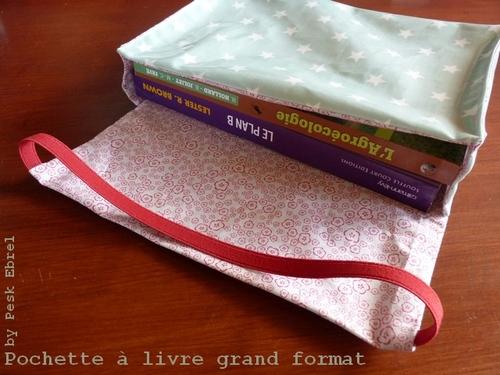 Noël #2 : duo de pochettes à livre