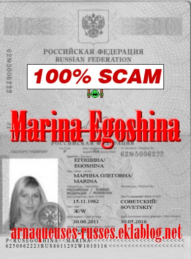 RUSSIAN SCAMMER-50