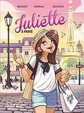 Juliette à Paris ( BD )