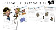 Lecture suivie : Plume Le Pirate