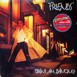 Friends - Trans Am Dancing - Complete LP
