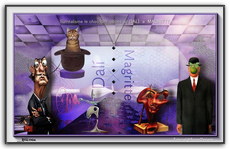 De Magritte à Dali