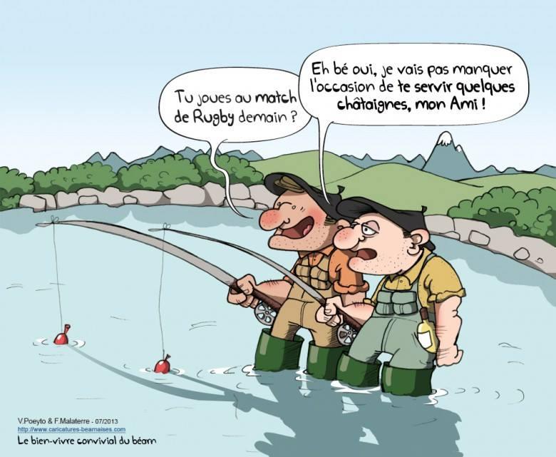 histoire drole basque