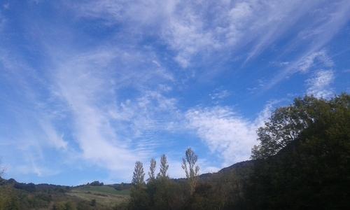 Les nuages, vaisseaux du ciel