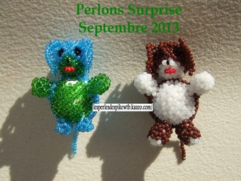 Perlons Surprise Septembre 2013