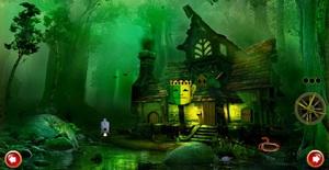Jouer à Masked forest escape