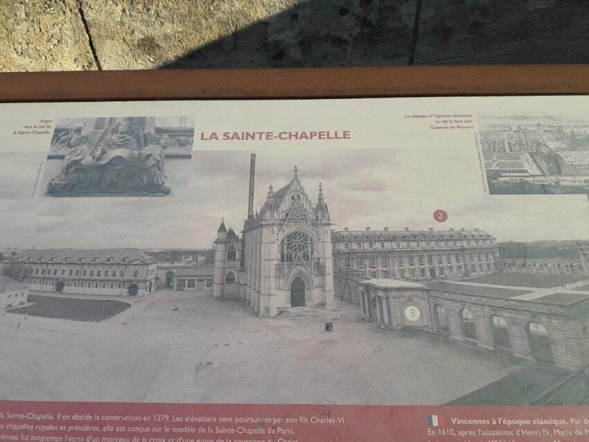 Le château de Vincennes suite 3