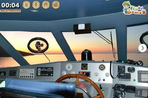 Jouer à Escape from motor yacht Bert Venezia