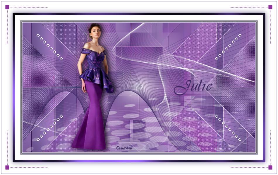Julie - Violettegraphic