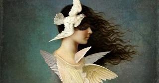 Avoir des ailes ...