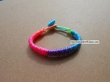 Bracelet Fishtail (3-1)