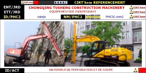 CHONGQING TUSHENG CONSTRUCTION MACHINERY