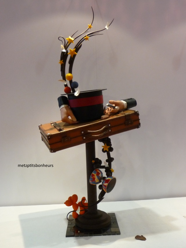 Créativa... chocolat!
