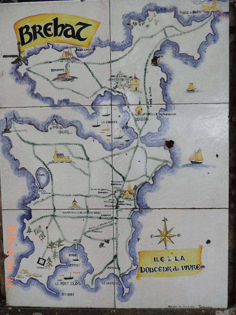 l'Ile de Bréhat - visite de l'Ile  -3