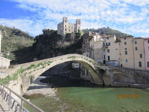 Montages photos voyage en France et Italie  ( 2 )