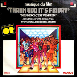 V.A. - Thank God It's Friday (OST) - Complete LP