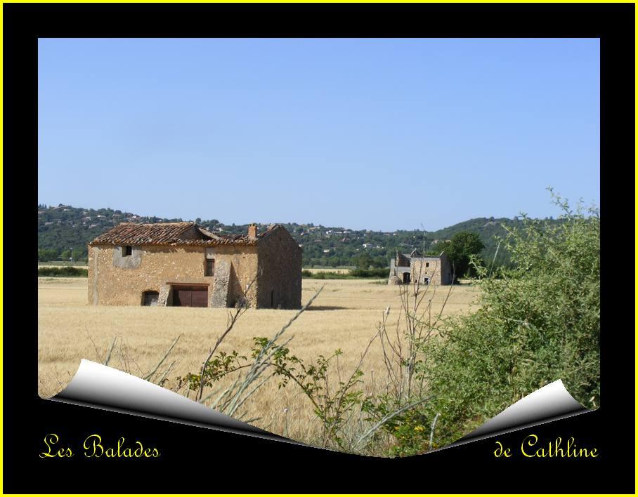 Le Moulin d'Espagne à Ginasservis dans le var
