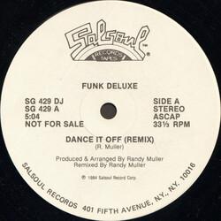 Funk Deluxe - Dance It Off