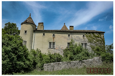 Le château de la biquette