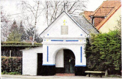 À la découverte de la chapelle à loques et du moulin Desombre