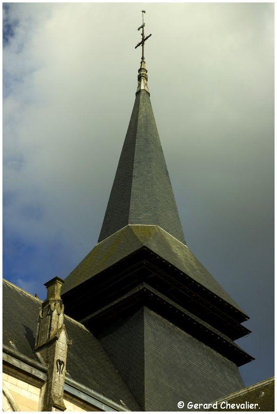 Blangy sur Bresle - Eglise Notre Dame de la Délivrance #3.