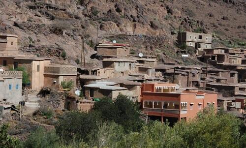 Village en pisé