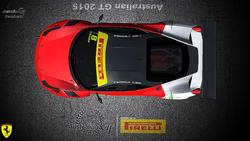 Team Maranello Motorsport Ferrari 458 Italia GT3