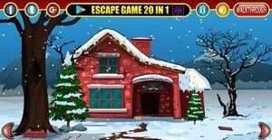 Jouer à Xmas snow hills escape