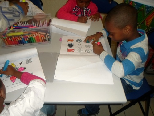 Voici en exclusivité quelques photos de la journée de soutien scolaire organisée le samedi 27 septembre 2014