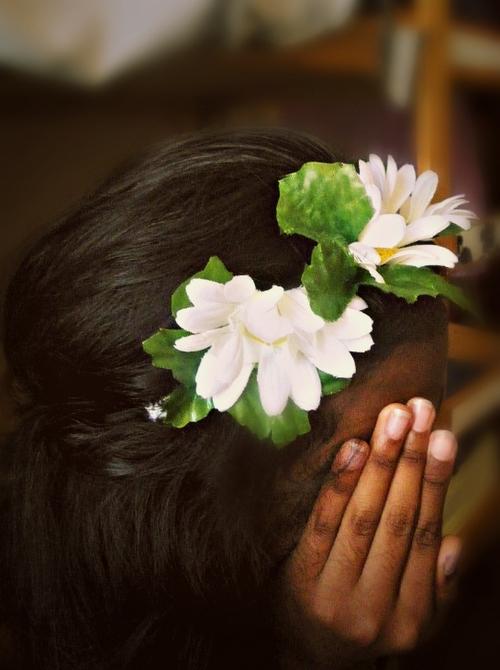 Couronne de fleurs <3