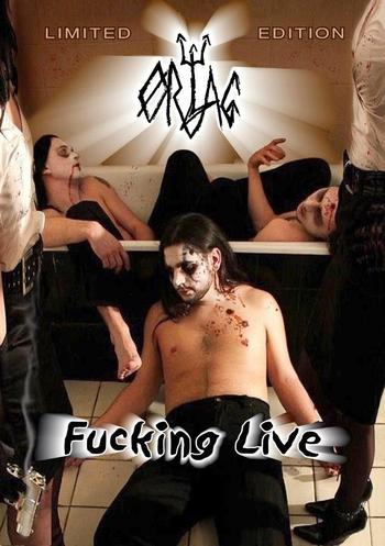 ORLAG_Fucking Live_DVD