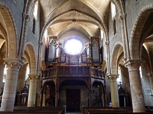 Gorze église Saint-Etienne 40 Marc de Metz 2001