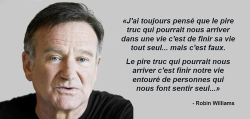 Citations de Robin Williams