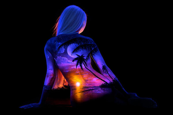 body-painting-ile-paradisiaque