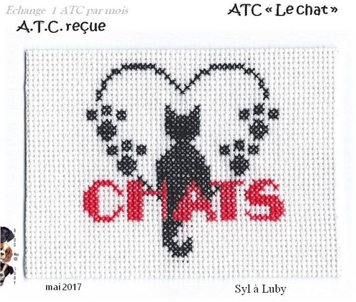 RONDE ATC N° 3 - CHAT (mai)