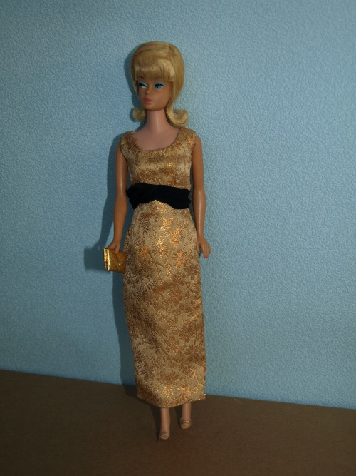 Vintage Barbie : Golden Glory