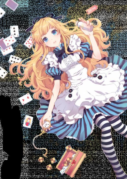 """Tubes thème """"Alice """" - 5 -"""