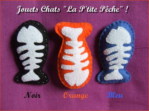 JOUETS : chats