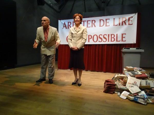 """La Bibliothèque Municipale de Châtillon sur Seine a présenté """"Eclats de Lire""""...."""