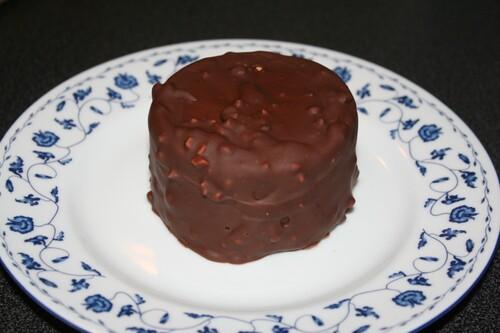 Gâteau Moka aux amandes