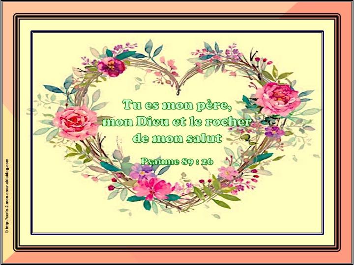 Ronde Versets du coeur 173