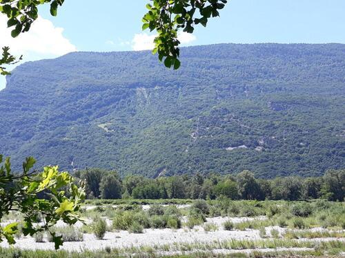 Les collines de l'Ain