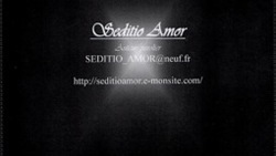 Poème de Séditio Amor editeur parolier ...merci mon ange bisous sionie