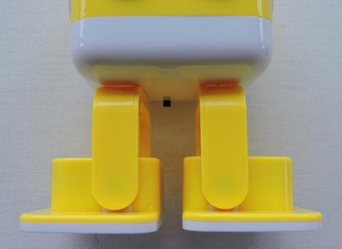 WLtoys - Cubee F9 jaune