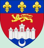 Bordeaux blason de la ville